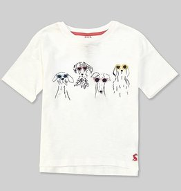 """Joules Doggie """"Shades"""" T-shirt"""