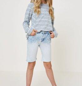 Hayden Girls Long Denim Shorts
