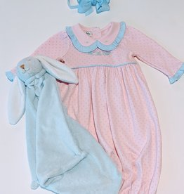 Magnolia Baby Girl Baby Gown
