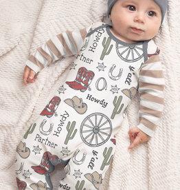 Tesa Baby Howdy Partner Romper
