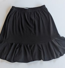 Area Code 407 Junior Skirt with Ruffle