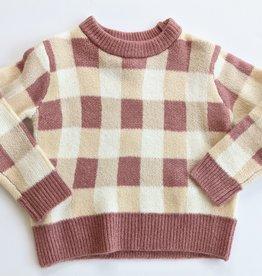 Sadie & Sage Junior Candy Corn Sweater