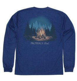 Properly Tied Toddler L/S Graphic T-shirt
