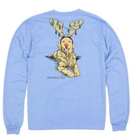 Properly Tied Toddler Holiday L/S Graphic T-shirt