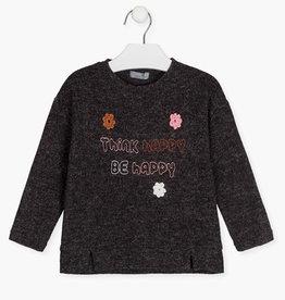 Losan Woolen Knit Sweater