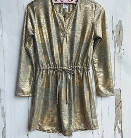 Erge Junior Foil Knit Dress