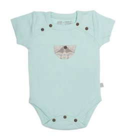 Finn and Emma Elephant green body suit