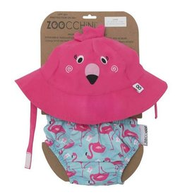 Zoocchini Baby Swim Diaper and Sun Hat