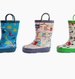 Oakiwear Children's Rubber Rain Boot