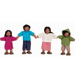 Plan Toys Plan Toys Doll Family