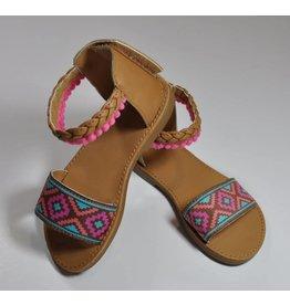 Trimfoot Co Baby Deer Summer Sandals
