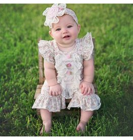 Haute Baby Haute Baby Sweet Pea Romper