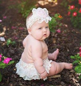 Haute Baby Haute Baby Ruffle Top w/Diaper Cover