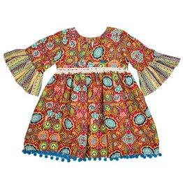 Haute Baby Haute Baby Boho Dress