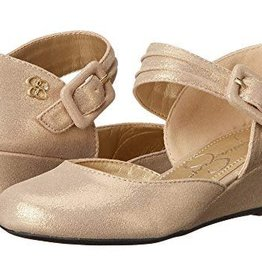 Jessica Simpson Jessica Simpson Gold Wedge