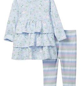 Angel Dear Angel Dear unicorn dress & leggings