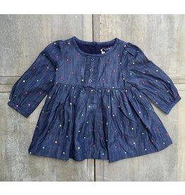 Blue and Blu Matilda Confetti Dress