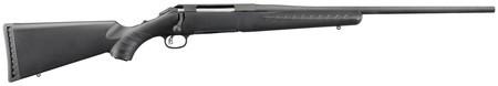 Ruger RUG Ruger American Rifle .270 Winchester 22 Inch Matte Black Barrel Black Composite Stock 4 Round