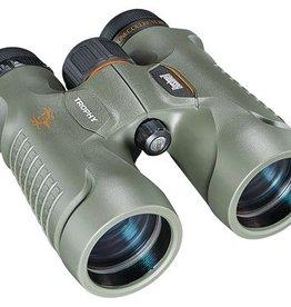 Bushnell BUS Trophy Standard Binoculars 10x42mm Green Bone Collector