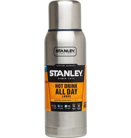 Stanley Adventure Vacuum Bottle 1.1Qt - Stainless