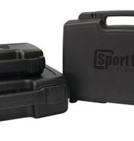 Birchwood Casey BWC SportLock Plastic Quad Handgun Case 14 Inch Black