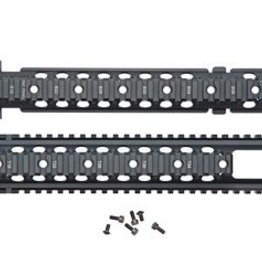 centurion arms CN ARM C4 MIDLENGTH CUTOUT RAIL BLK
