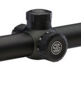 Sig Sauer SIG SAUER	 SIG Whiskey 3 Hunting Riflescope 2-7x32mm Second Focal Plane Illuminated Circle Plex Reticle Black Finish One Inch Tube