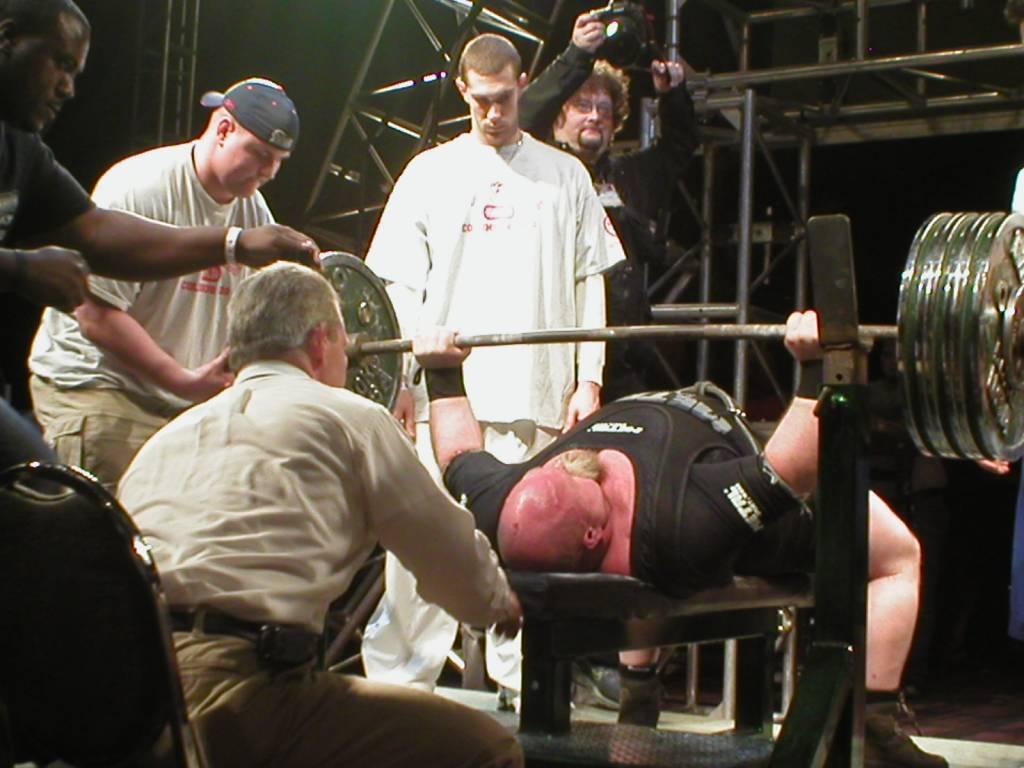 The Best Meet Ever Training Logs: December 2005