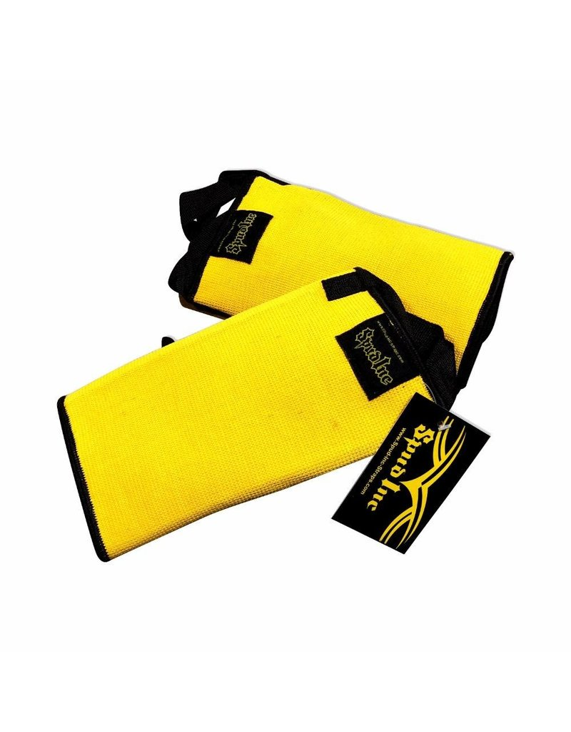 Knee Sleeves 1-ply Yellow