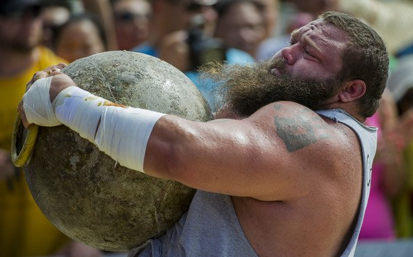 Strongman Stones Part II