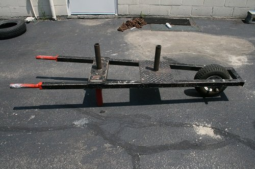 Resurrecting the Wheelbarrow for GPP and Grip Work
