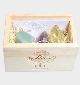 Kitsch Prosperity Crystal Box