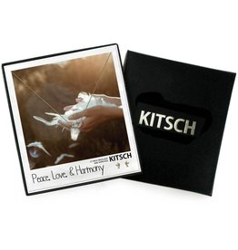 Kitsch Dove Necklace/Earring Set