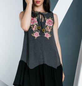Tuxine Dress