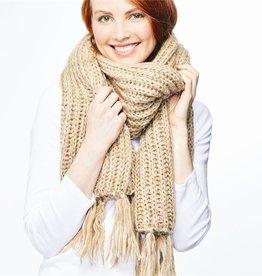 Heavy Knit Scarf 20239-20