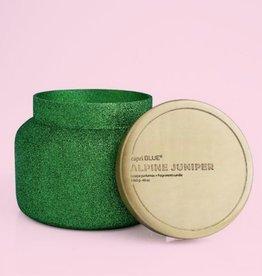 Capri Blue Glam Collection Signature Jar - Alpine Juniper