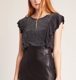 Ruffle and Bustle Top