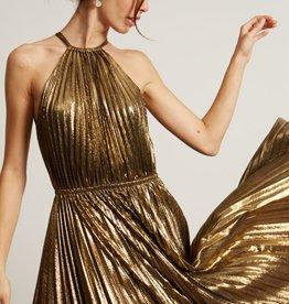 Golden Christina Dress