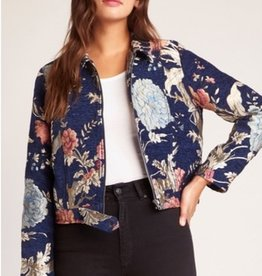 Brocade Betty Jacket