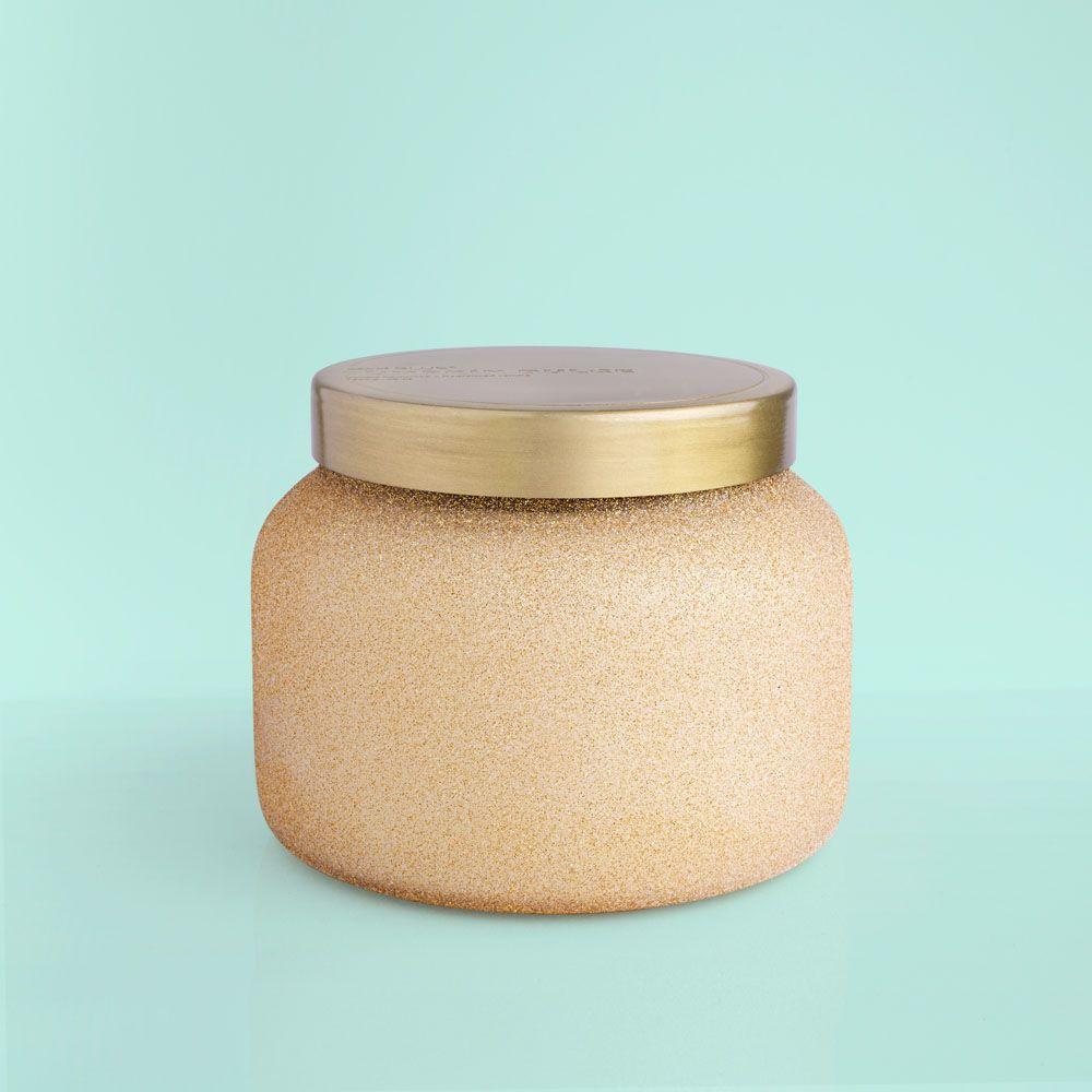 Capri Blue Glam Jumbo Jar - Pumpkin Dulce