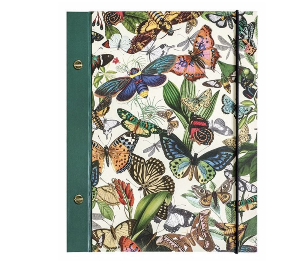 Portico Designs Butterfly Notebook