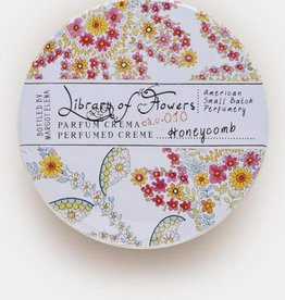 Library of Flowers Honeycomb Parfum Crema