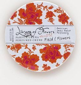 Library of Flowers Field & Flowers Parfum Crema