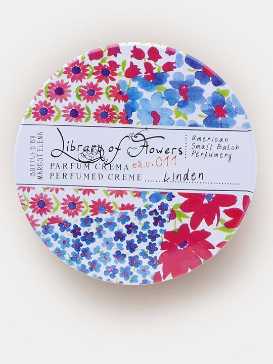 Library of Flowers Linden Parfum Crema