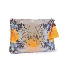 Sunshine Large Tassel Pouch
