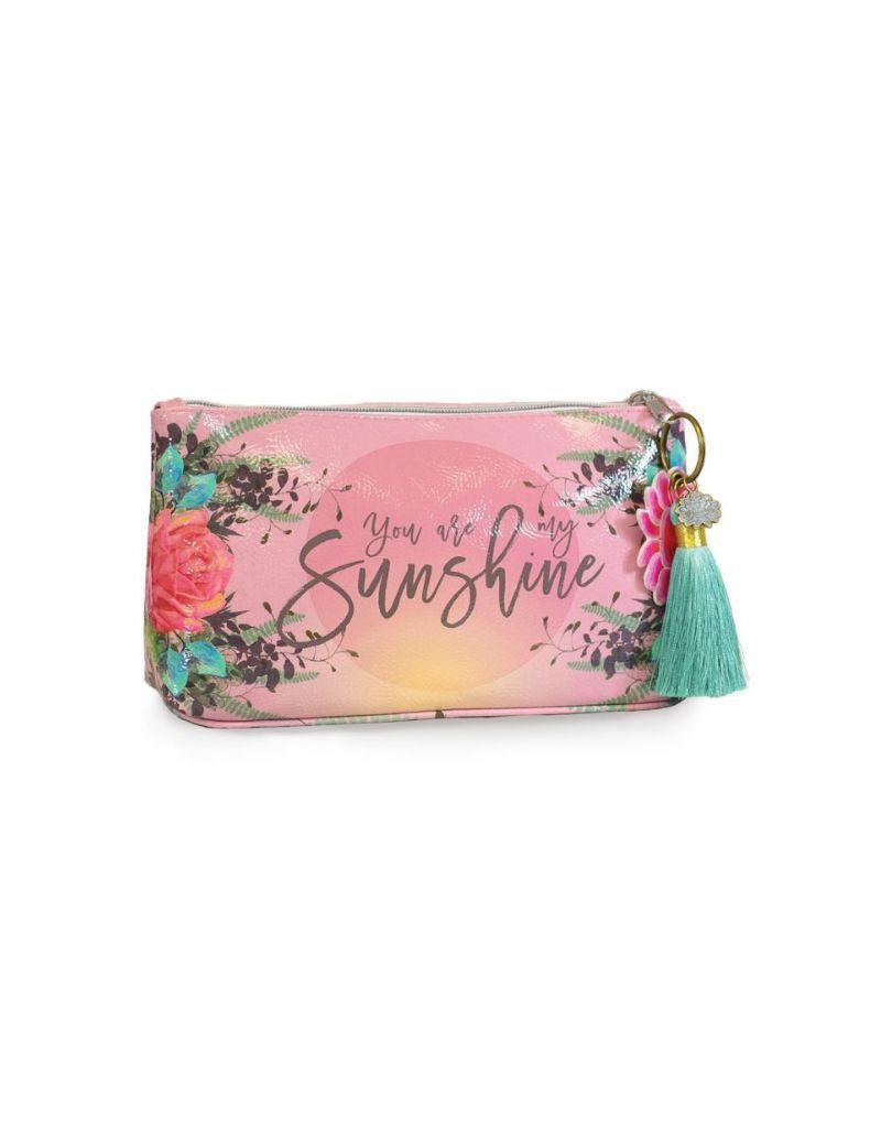 Sunshine Small Tassel Pouch