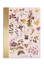 Love Garden Cloth Bound Notebook