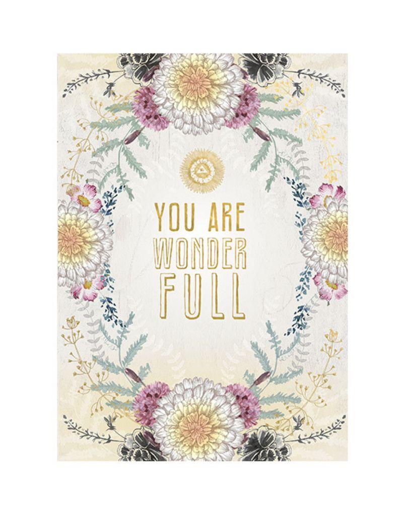 Wonder Full Card