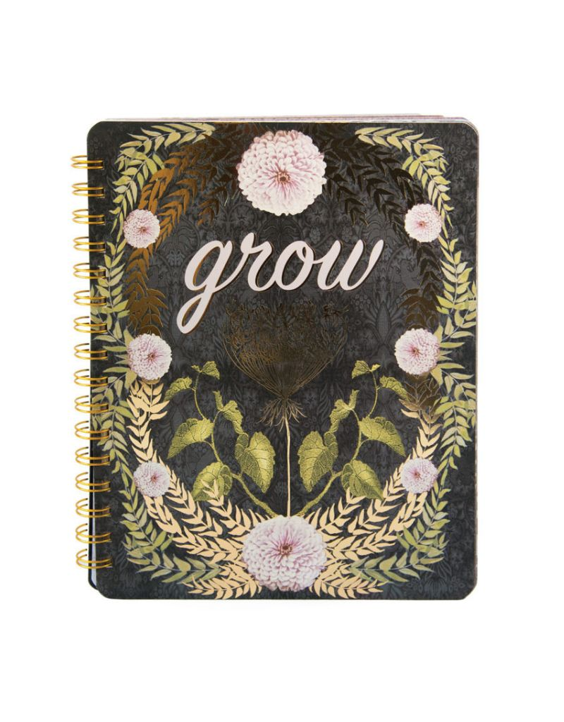 Grow  Ring Notebook