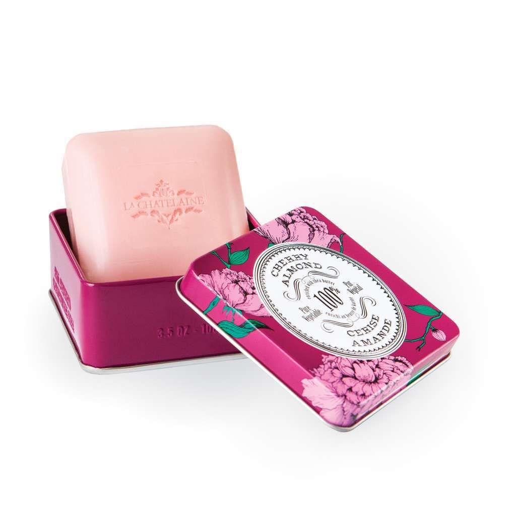 La Chatelaine Tinned Soap